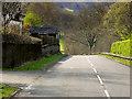 SO0843 : A470 North of Erwood by David Dixon
