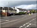 ST3093 : Llantarnam Road bungalows, Cwmbran by Jaggery