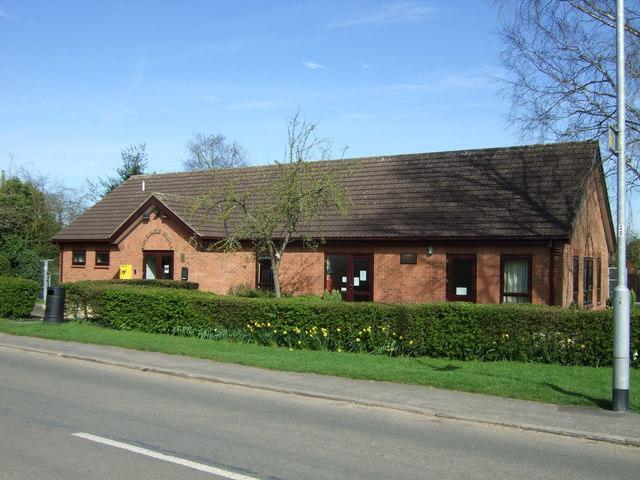 Hill Ridware Village Hall