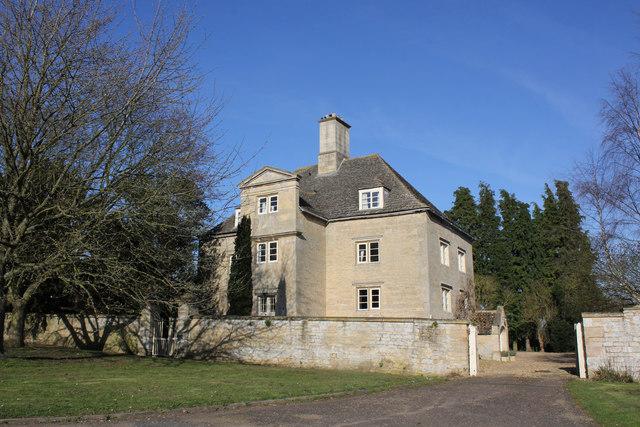 Folkingham Manor House, 8 Market Place, Folkingham