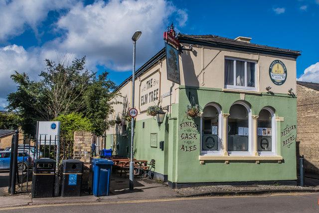 The Elm Tree pub