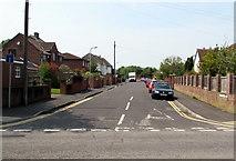 ST3050 : Brightstowe Road, Burnham-on-Sea by Jaggery