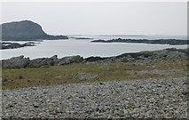 NR3593 : Raised beach  by Russel Wills