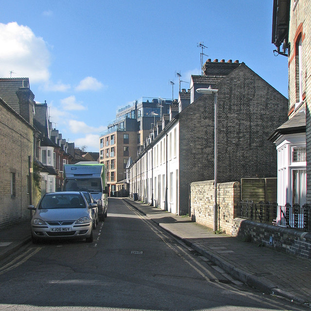 Along St John's Road