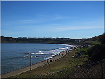 TA0390 : North Bay, Scarborough by Stephen Craven