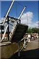 SJ5848 : Wrenbury Bridge, raised by Christopher Hilton