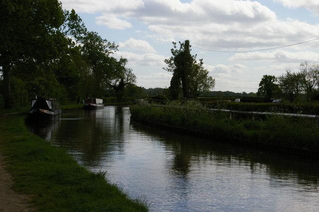Llangollen Canal, west of Wrenbury