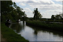 SJ5847 : Llangollen Canal, west of Wrenbury by Christopher Hilton