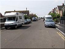 ST3049 : Grove Road, Burnham-on-Sea by Jaggery