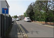 ST3049 : Allandale Road, Burnham-on-Sea by Jaggery