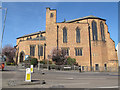 TA0388 : St Columba's Church, Scarborough - east end by Stephen Craven