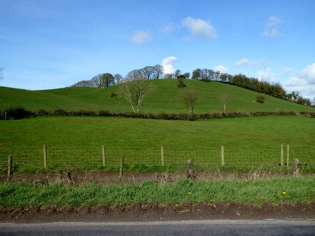 Low hills, Beragh