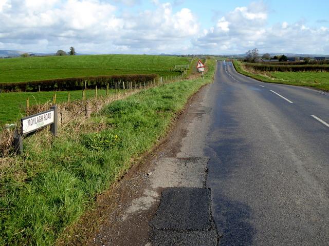 Moylagh Road, Beragh