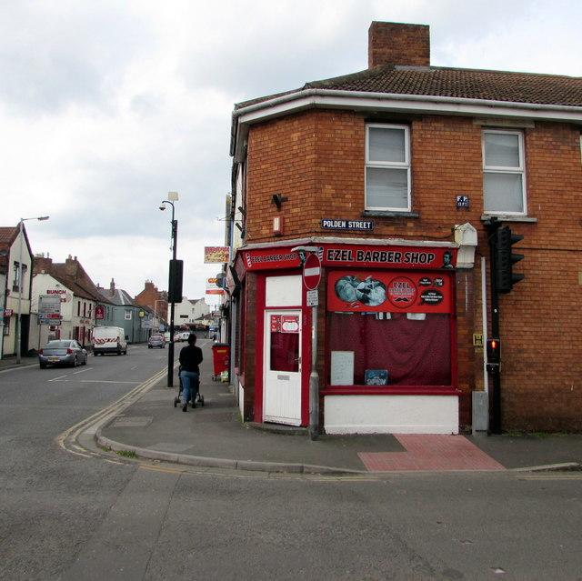Ezel Barber Shop, Bridgwater