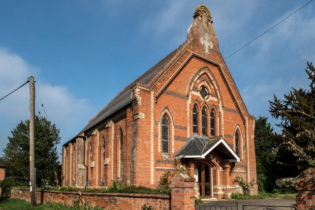 East Bergholt Congregational Church