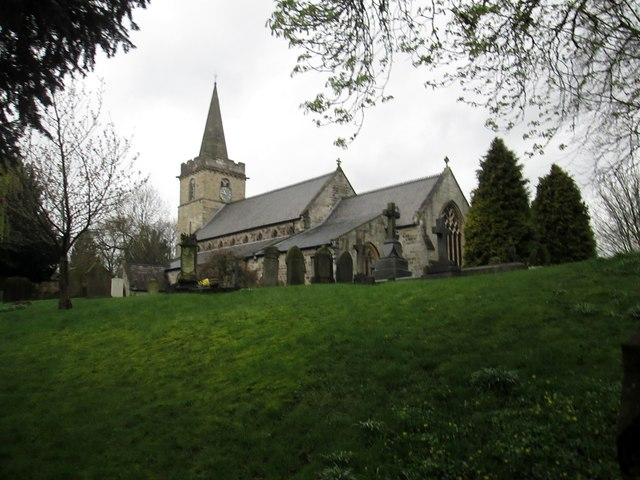 Parish  Church  of  St  Ricarius  Aberford