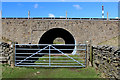 NY9512 : Tunnel under the A66 by Chris Heaton