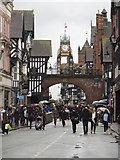 SJ4066 : Foregate Street, Chester by Graham Robson