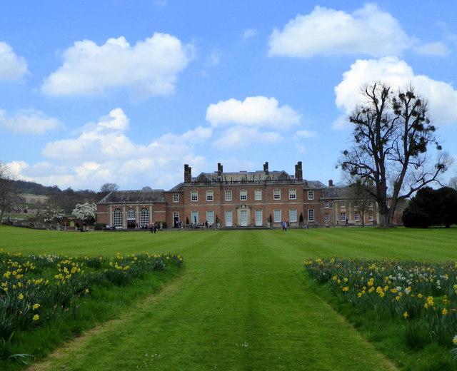 Godmersham Park House