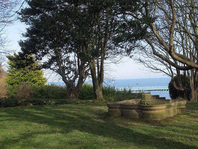 Valley Gardens, Scarborough - north side