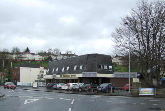 The Coachman Hotel, Kilsyth © JThomas :: Geograph Britain and Ireland