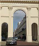 TQ2882 : Chester Terrace, London NW1 by Paul Harrop
