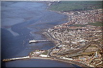 SD4264 : Morecambe Promenade from the air by Ian Taylor