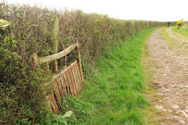 Bridleway near Kingston