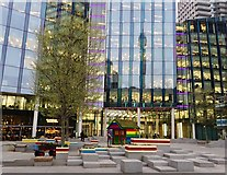 TQ2982 : Triton Square, London NW1 by Paul Harrop