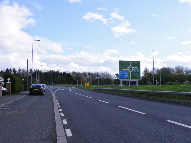 M54 Junction