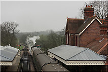 TQ4023 : Bluebell Railway by Peter Trimming
