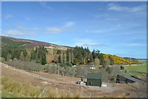 NC9410 : Glen Loth Hydro Scheme Turbine House, Sutherland by Andrew Tryon