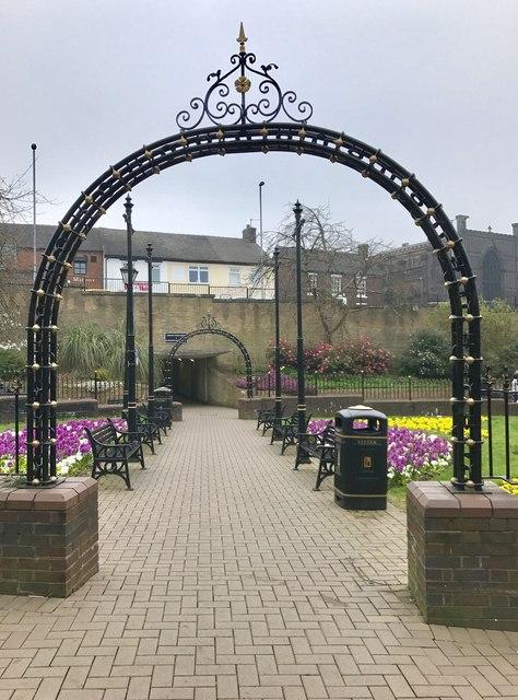 Grosvenor Gardens, Newcastle-under-Lyme