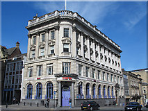 NZ2464 : fiares, Mosley Street / Cloth Market, NE1 by Mike Quinn