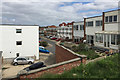 TV4898 : Cliff Close, Seaford by Robin Stott