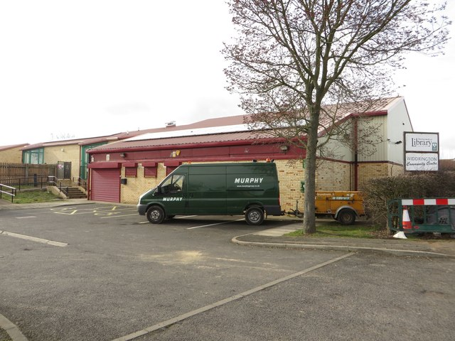 Widdrington Community Centre and library