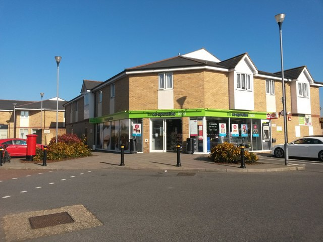 Lee-on-the-Solent: Cherque Farm Post Office