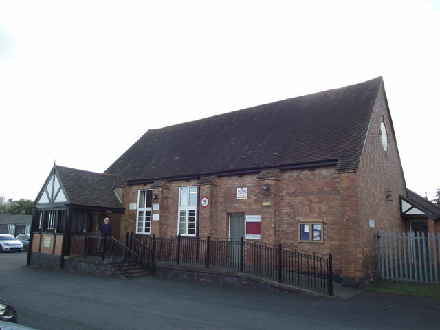 Ombersley Memorial Hall