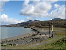 SH6214 : South side stroll - Barmouth, Gwynedd by Martin Richard Phelan