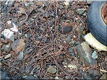 NS3174 : Shipyard debris by Thomas Nugent