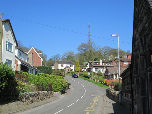 New Lane, Brown Edge