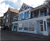 SS7249 : Lynmouth Pavilion, Lynmouth by Jaggery