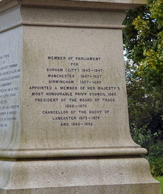 John Bright statue inscription (3)