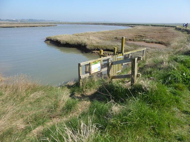 Tinker's Marsh Sluice