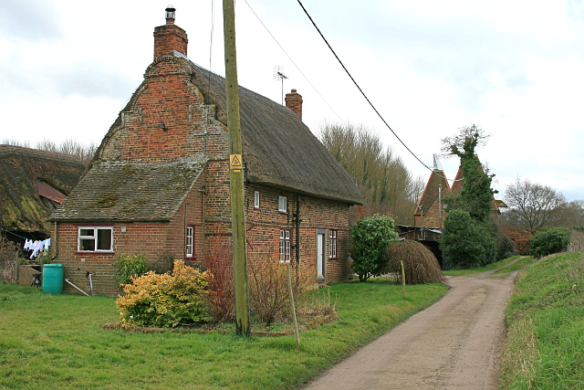 Little Twitham Farm cottage