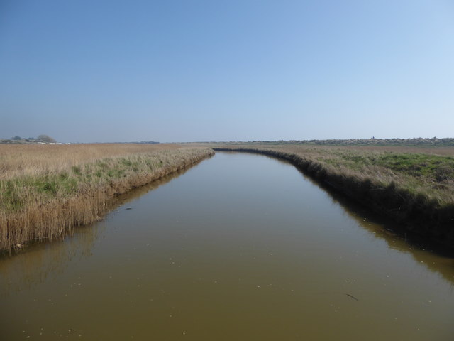 The Dunwich River
