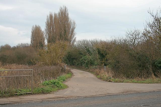 Finglesham Drove