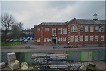 SS9512 : Tiverton : Castle Primary School by Lewis Clarke