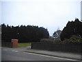 TM1922 : Garden on Frinton Road, Thorpe-le-Soken by David Howard