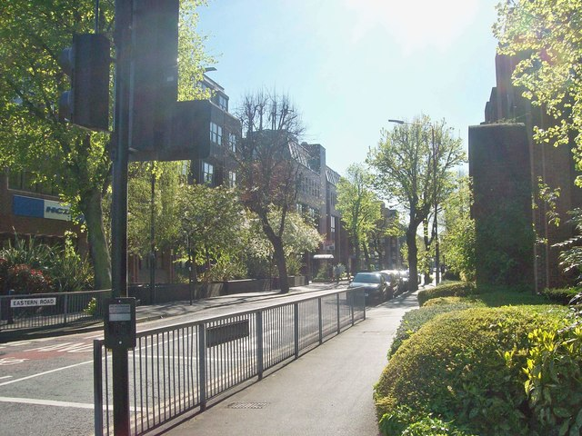 Eastern Road, Romford
